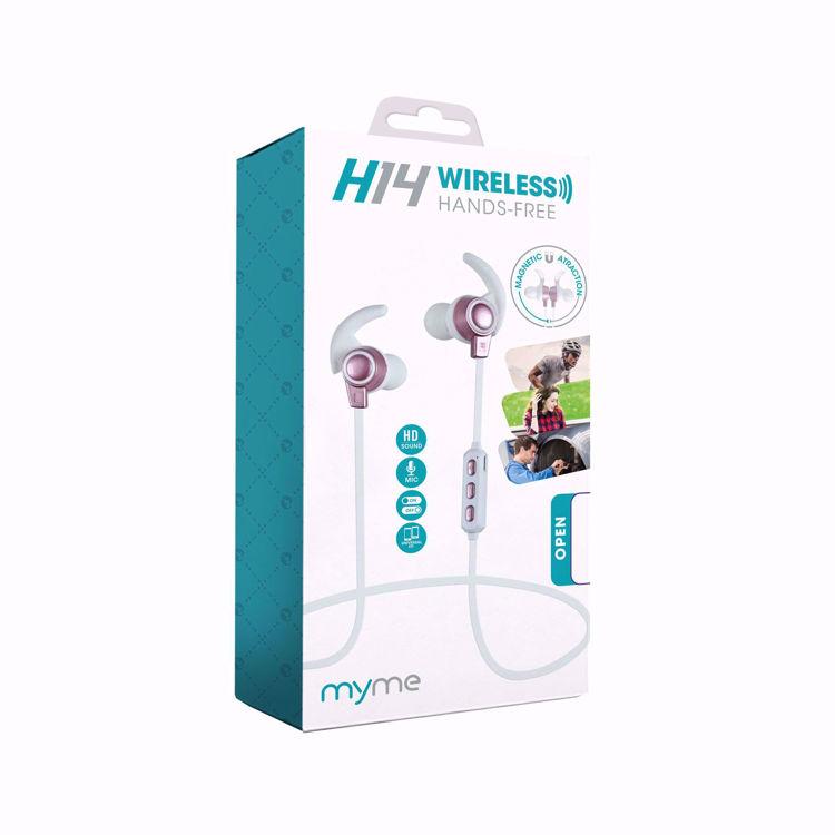 Bluetooth Handsfree PINK
