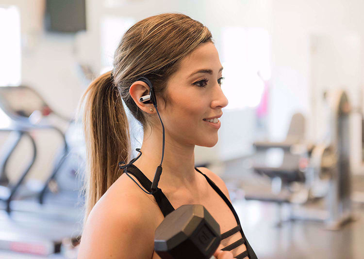 MyMe fit H7 Bluetooth Wireless Hands Free Headphones