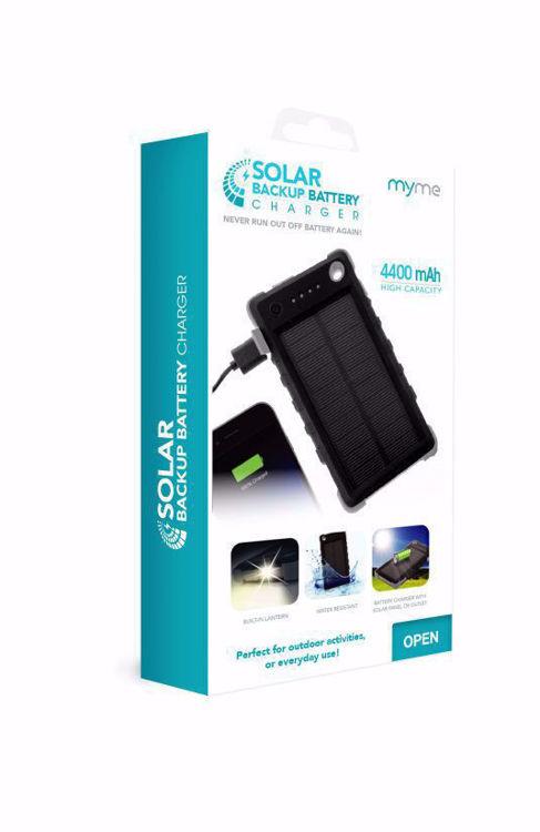 MyMe Solar Back-up Battery-Built in Lantern