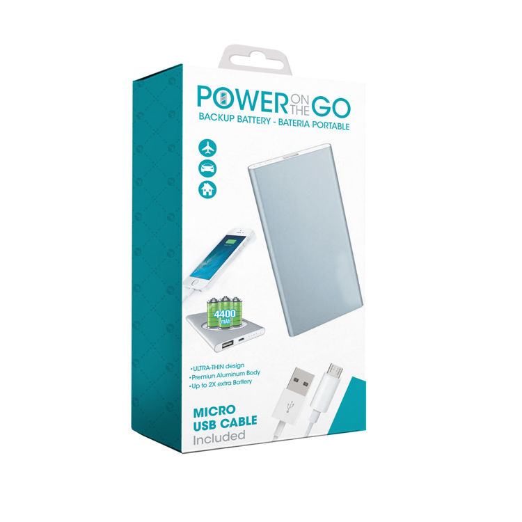 Power On The Go UNIVERSAL