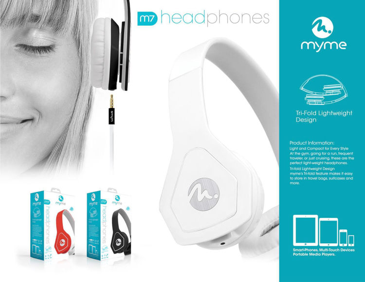 MyMe M7 HEADPHONES