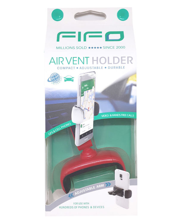 AIR VENT HOLDER UNIVERSAL 360 rotation