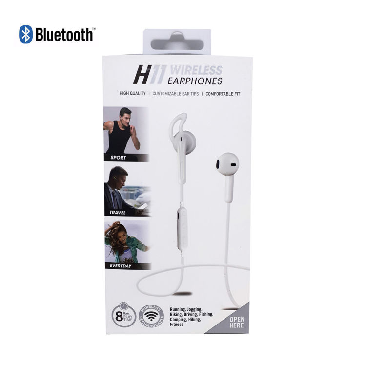 MyMe fit H11 Bluetooth Wireless Hands Free Headphones