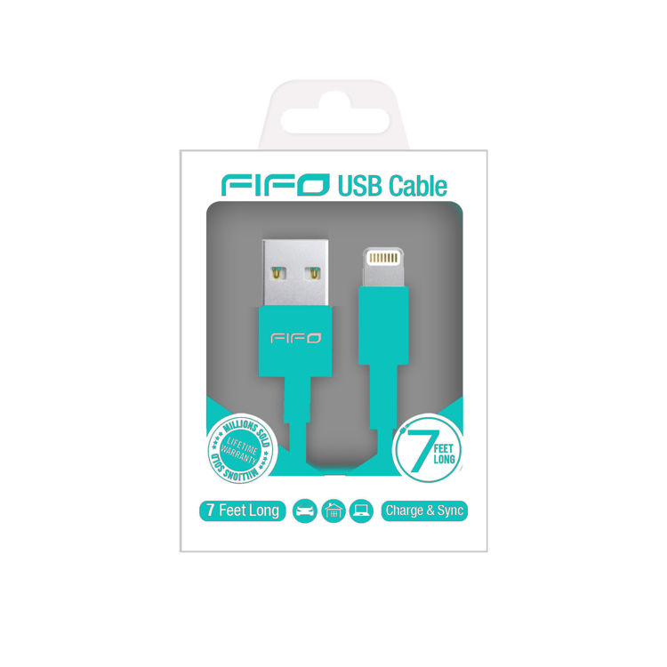 USB Cable Lightning Charge & Sync Fifo 2m