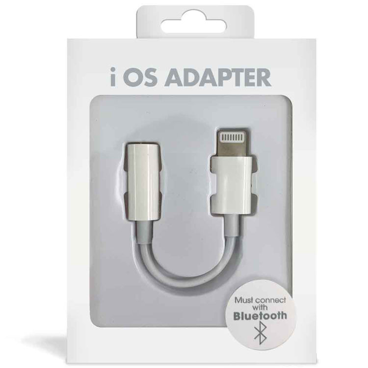 iOS adapter